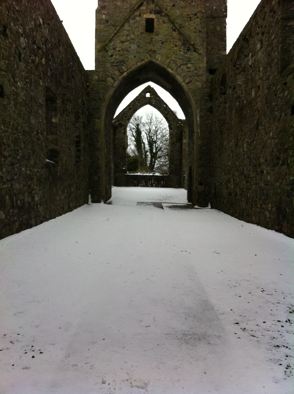 Carlingford Abbey